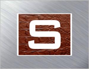 Icon SKINNY leatherflooring