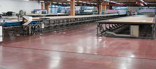 Fertigung LEDER-MANUFAKTUR.DE im LOEWE Industrie Park